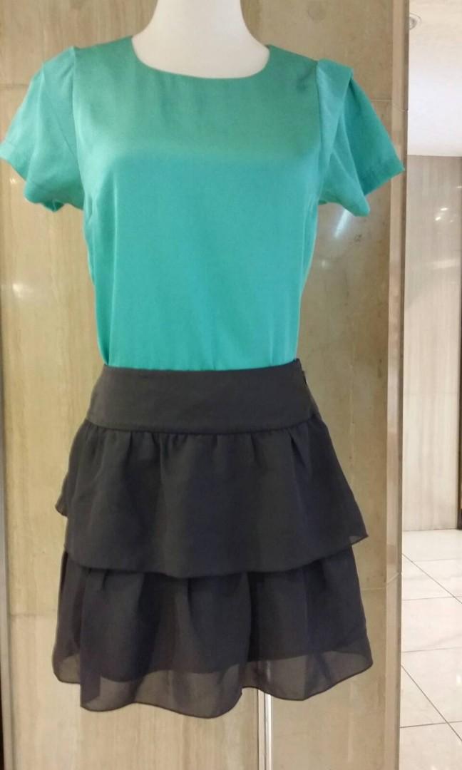 Uniplo裙子