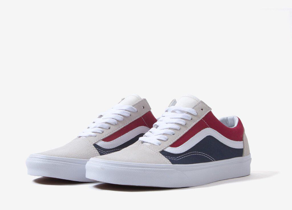 vans old school retro block