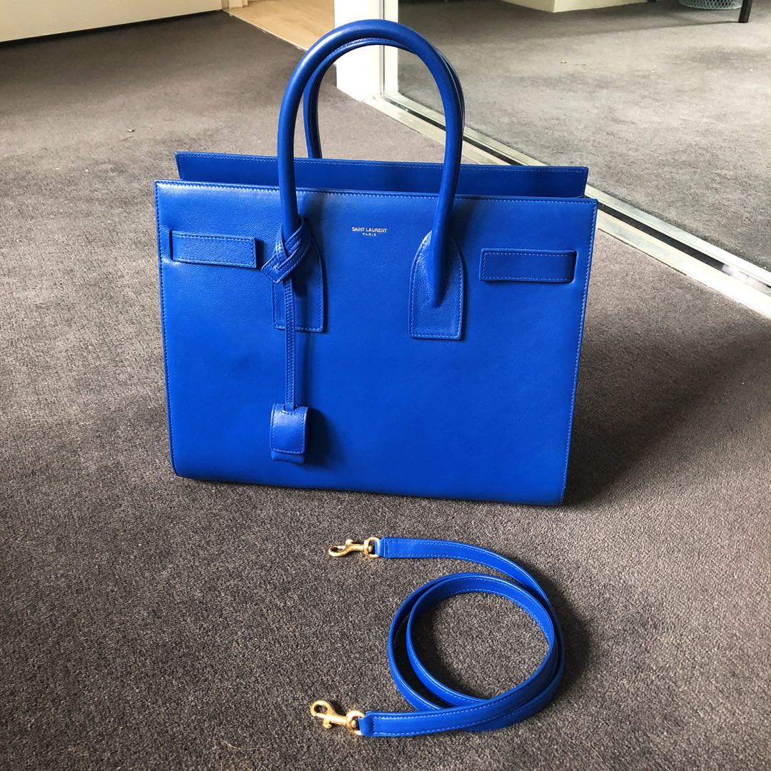 75e47ed4470 YSL sac de jour handbag YSL handbag small, Women's Fashion, Bags ...