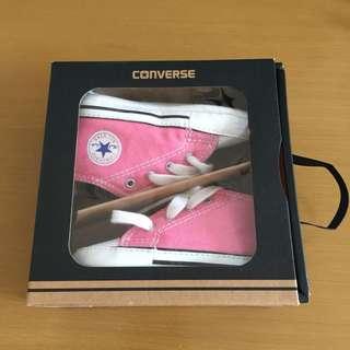 Converse嬰兒學步鞋
