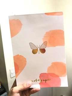 Kikki K Notepaper
