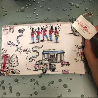 🇬🇧英國代購 Cath Kidston London 化妝袋 多用途袋 25 years celebration