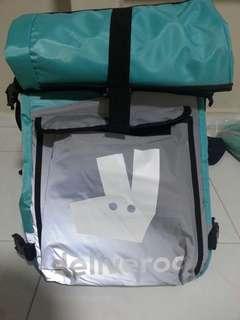 Deliveroo roll bag