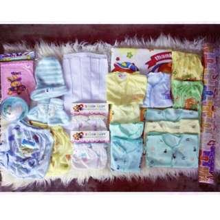 Paket Perlengkapan Baby