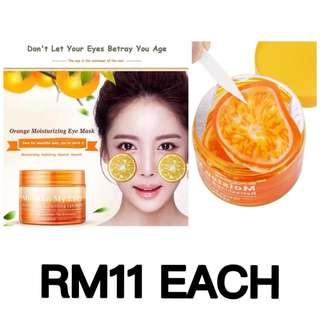 Bioaqua Vitamin C Eye Mask Care