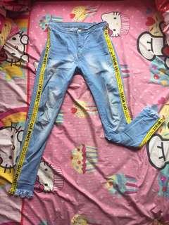High waist pants list