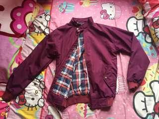 Jaket jacket harrington