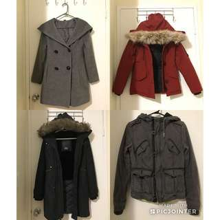 Winter Coats - CLOSET SALE!!