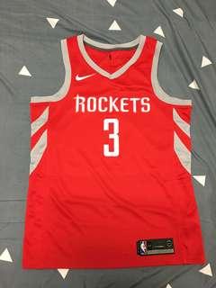 NIKE NBA jersey Chris Paul CP3 Huston Rockets #3 size M