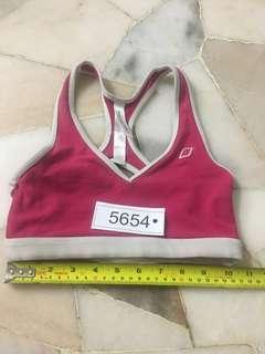 Lorna jane Sport Bra Size S Non Padded no 5654