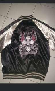 Jacket sukajan metallic