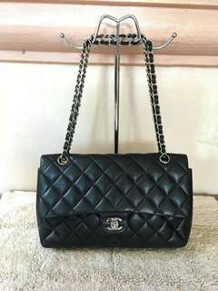 Chanel Double Chain Flap