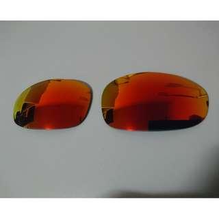 Oakley X Metal Juliet Ruby Iridium Replacement Lenses [Original]