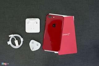 Kredit Iphone 8 Plus 256GB Red New