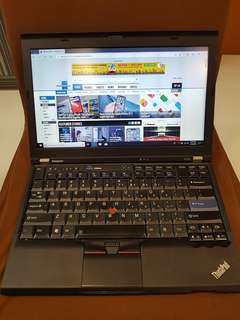 Thinkpad X220 | 10GB RAM | 240GB SSD | 9-cell 94Wh