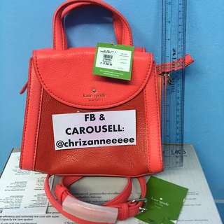 AUTHENTIC KATE SPADE BAGS at 50% off! With tag! ❤️