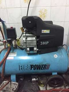 EUROPOWER 3HP 60 LITER