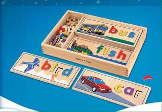 See and Spell Learning toys