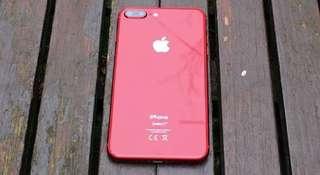 IPhone 8 Plus 64Gb Red Merah New Kita Kredit Proses Cepat