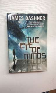 Novel Bahasa Inggris The Eye of Minds James Dashner