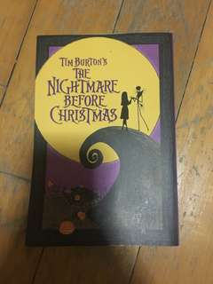 Nightmare Before Christmas - manga in English