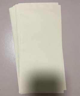 Rectangular Envelopes