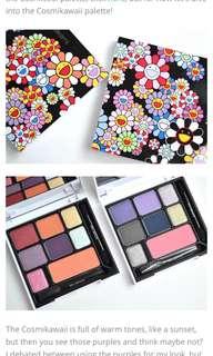 Cosmic Blossom Eye & Cheek Palette