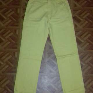 #levis 505-Big E yellow