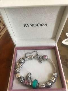 Pandora Bracelet Set