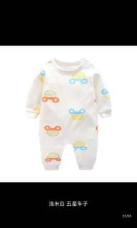 (PO)Baby Rompers 3-6-9-12-1y-2y