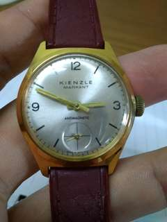 Vintage Kienzle German vintage watch