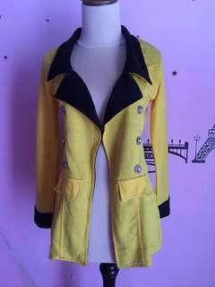 Outer Blazer Coat