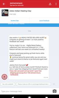 Thank you so much, Carousell ❤️