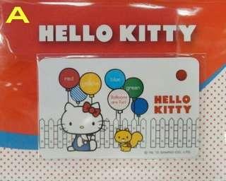 🚚 Hello Kitty Mini一卡通 歡樂氣球、森林漫遊 兩款可挑