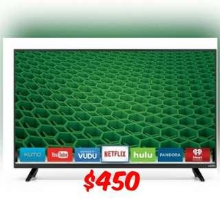 "Vizio 50"" class FHD smart full array LED TV"