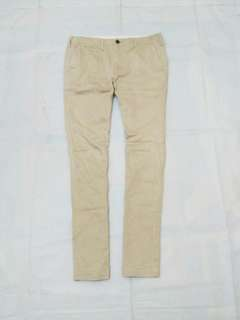 Celana Chino Chinos GU Uniqlo Original
