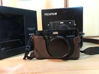 Kamera Fujifilm X100T MURAH MULUS
