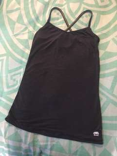 Roots Workout Top