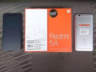 Xiaomi Redmi 5A Resmi TAM, Baru Dibuka..