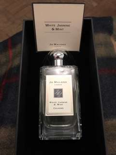 Jo Malone White Jasmin and Mint Cologne