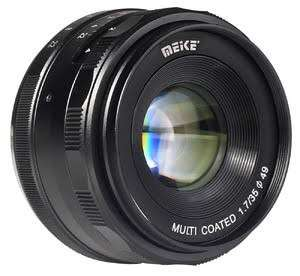 Lensa meike 35mm f1.7 for sony mirrorless