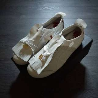 (Limited) Onitsuka Tiger Mexico 66 Chinese New Year Triple White