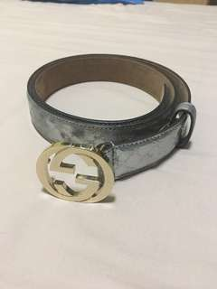 Gucci belt (Authentic)