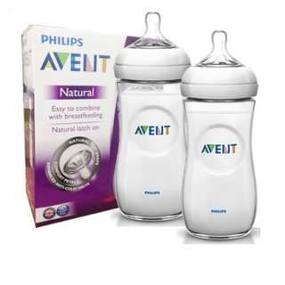 Avent Natural Bottle 330ml