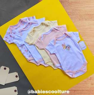 Body Suit 5 Pcs