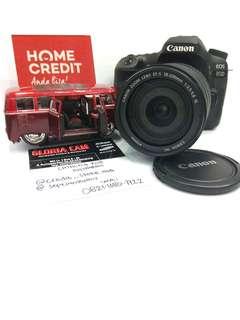 Kredit Kamera Canon 80D