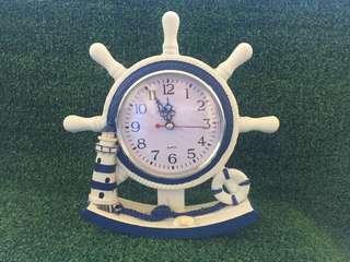 Nautical Wall/ tabletop clock