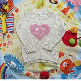 3t Girls Sweater