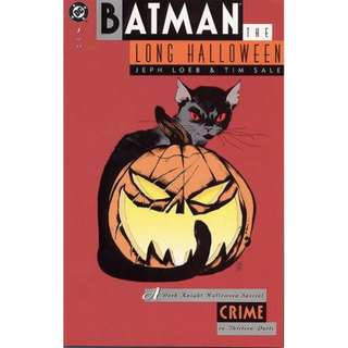 BATMAN: THE LONG HALLOWEEN (1997) Various issues