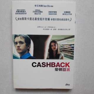 2006年 CASHBACK 愛情回水 DVD Sean Biggerstaff Emilia Fox Shaun Evans Michelle Ryan